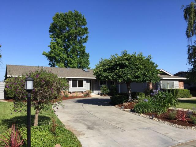 1320 Harwalt Dr, Los Altos, CA 94024 (#ML81757029) :: Strock Real Estate