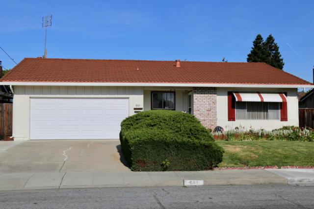 883 Henderson Ave, Sunnyvale, CA 94086 (#ML81757138) :: Strock Real Estate