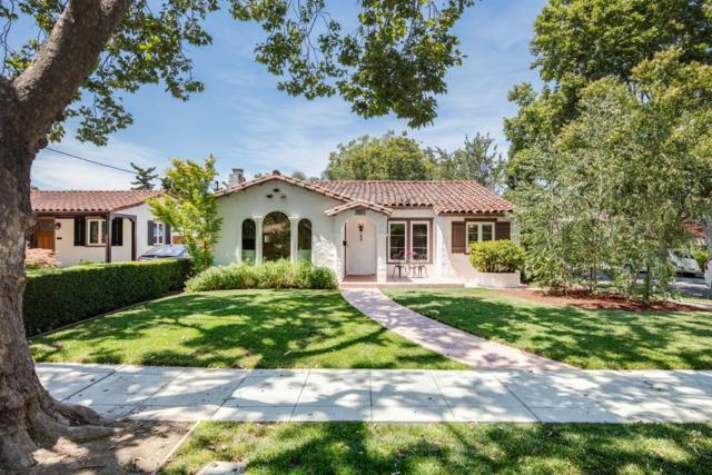 903 Nevada Ave, San Jose, CA 95125 (#ML81757189) :: Perisson Real Estate, Inc.