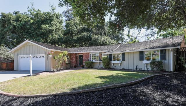 18960 Greenbrook Ct, Saratoga, CA 95070 (#ML81757364) :: Strock Real Estate