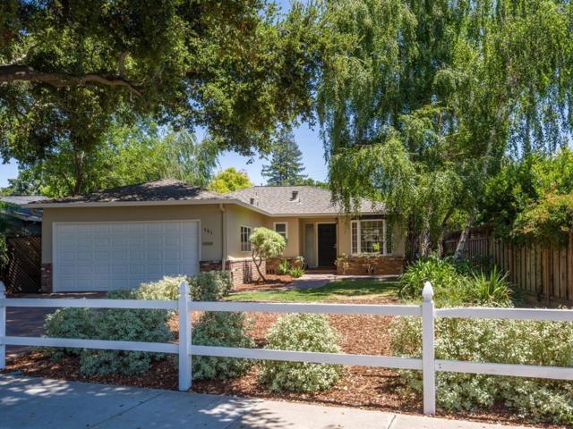 151 Elliott Dr, Menlo Park, CA 94025 (#ML81757397) :: Strock Real Estate