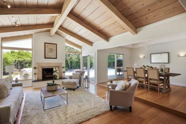 401 San Domingo Way, Los Altos, CA 94022 (#ML81757520) :: Strock Real Estate