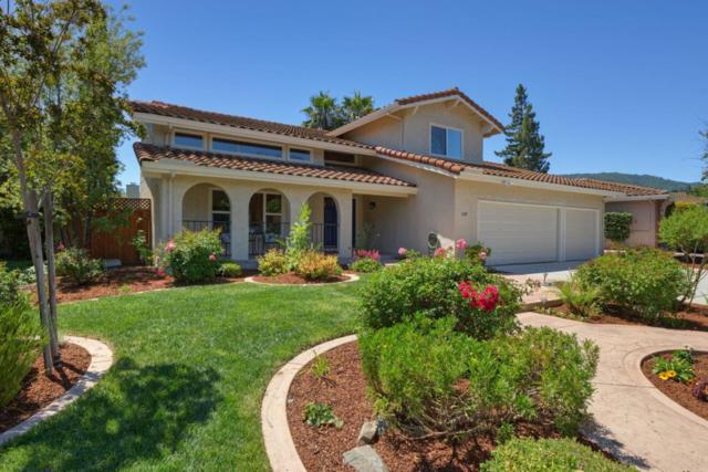 1580 Capitancillos Dr, San Jose, CA 95120 (#ML81757596) :: Strock Real Estate