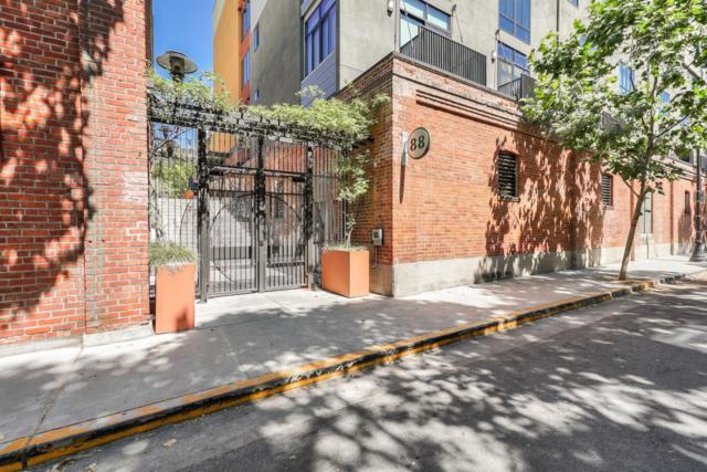 88 Bush St 2155, San Jose, CA 95126 (#ML81757609) :: Brett Jennings Real Estate Experts
