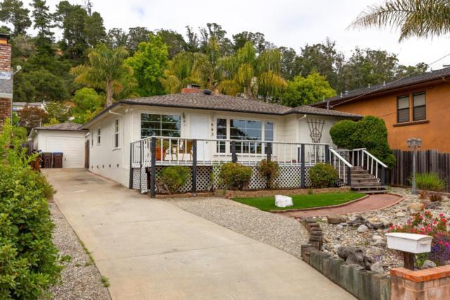 665 Prospect Hts, Santa Cruz, CA 95065 (#ML81757610) :: Strock Real Estate