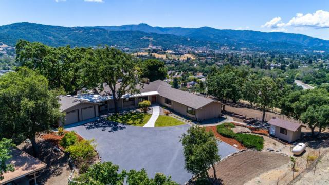 20400 Via Santa Teresa, San Jose, CA 95120 (#ML81757612) :: Strock Real Estate