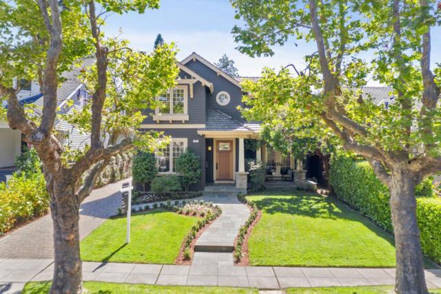 317 Occidental Ave, Burlingame, CA 94010 (#ML81757636) :: Keller Williams - The Rose Group