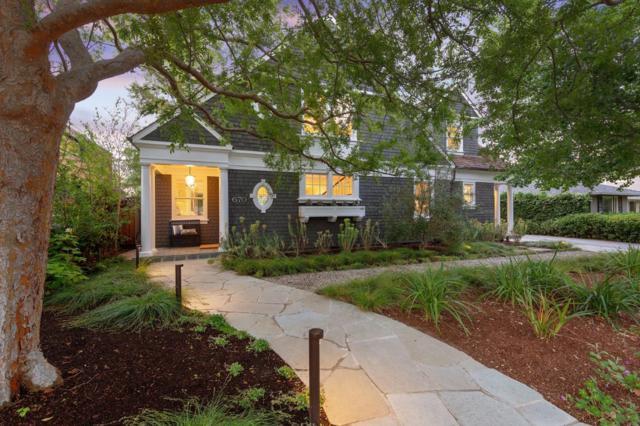 670 Magnolia St, Menlo Park, CA 94025 (#ML81757652) :: Strock Real Estate