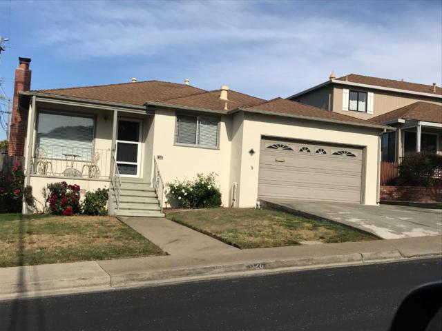 126 Rosewood Way, South San Francisco, CA 94080 (#ML81757663) :: Strock Real Estate