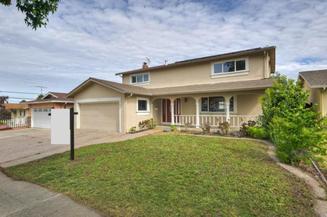 1617 Yosemite Dr, Milpitas, CA 95035 (#ML81757782) :: Strock Real Estate