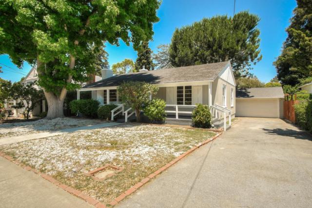 2629 Hacienda St, San Mateo, CA 94403 (#ML81757789) :: The Warfel Gardin Group