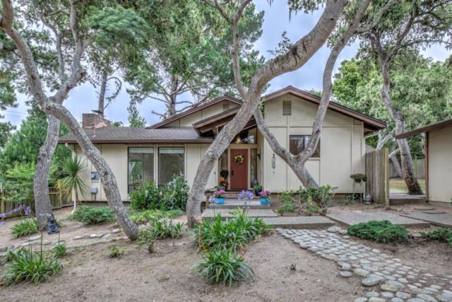 1087 Mariners Way, Pebble Beach, CA 93953 (#ML81757963) :: Intero Real Estate