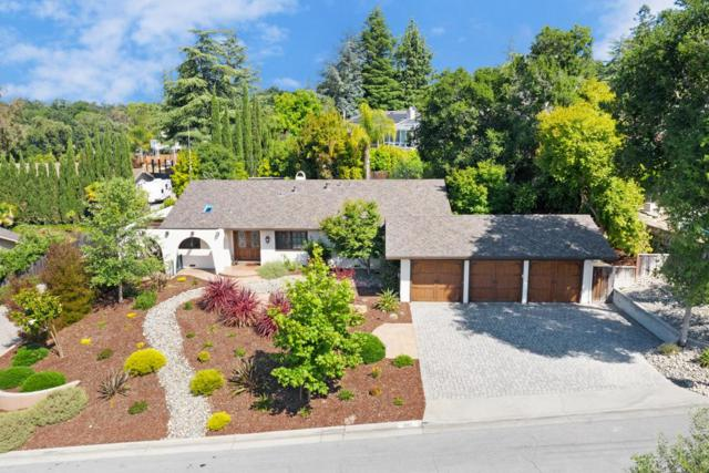1382 Hillcrest Ct, San Jose, CA 95120 (#ML81757996) :: Strock Real Estate