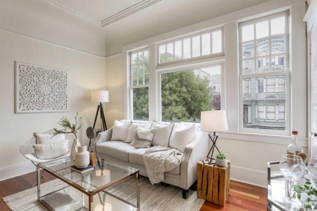 262 Frederick St 2, San Francisco, CA 94117 (#ML81758053) :: The Kulda Real Estate Group
