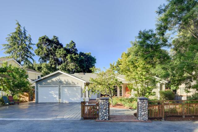 20655 Lomita Ave, Saratoga, CA 95070 (#ML81758057) :: The Kulda Real Estate Group