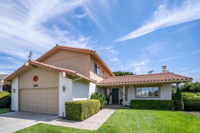 1246 Pasatiempo Way, Salinas, CA 93901 (#ML81758084) :: Strock Real Estate