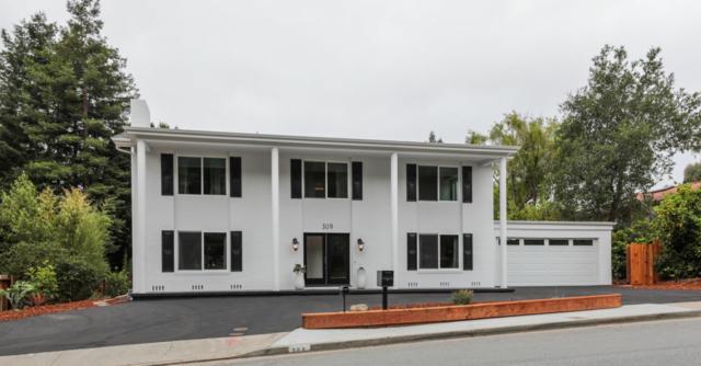 309 Isbel Dr, Santa Cruz, CA 95060 (#ML81758093) :: Strock Real Estate