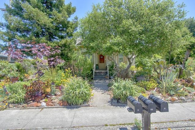 534 Frederick St, Santa Cruz, CA 95062 (#ML81758102) :: Strock Real Estate