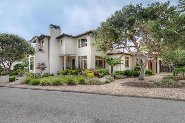 1021 Adobe Ln, Pebble Beach, CA 93953 (#ML81758251) :: The Sean Cooper Real Estate Group