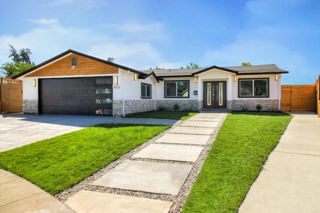 915 Lorne Way, Sunnyvale, CA 94087 (#ML81758276) :: RE/MAX Real Estate Services