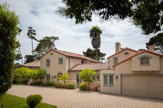 3080 Stevenson Dr, Pebble Beach, CA 93953 (#ML81758292) :: The Warfel Gardin Group
