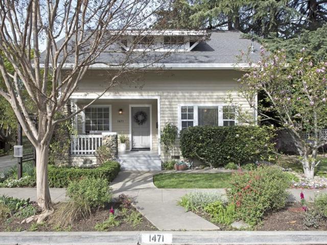 1471 Cherry Ave, San Jose, CA 95125 (#ML81758364) :: Brett Jennings Real Estate Experts