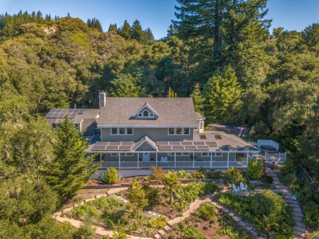 1760 Jack Rabbit Rdg, Scotts Valley, CA 95066 (#ML81758453) :: Strock Real Estate