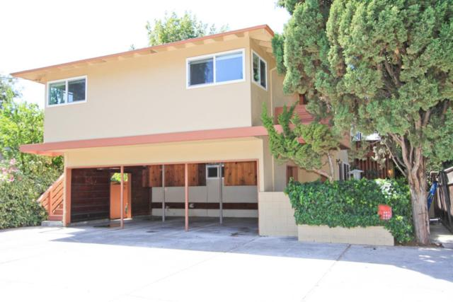 665 Channing Ave, Palo Alto, CA 94301 (#ML81758481) :: Strock Real Estate
