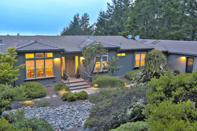6 Quail Ct, Woodside, CA 94062 (#ML81758500) :: The Kulda Real Estate Group