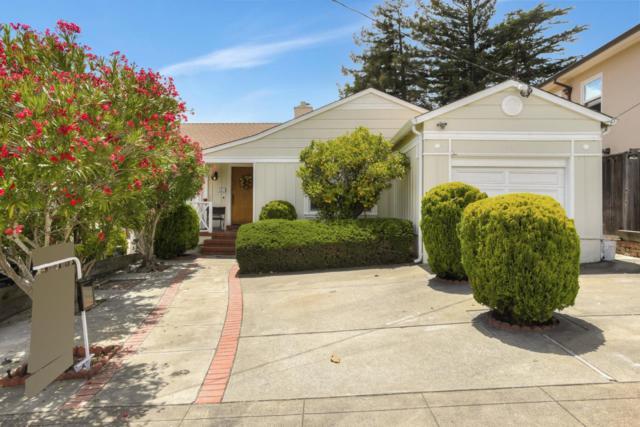 161 Laurel Ave, Millbrae, CA 94030 (#ML81758676) :: The Gilmartin Group
