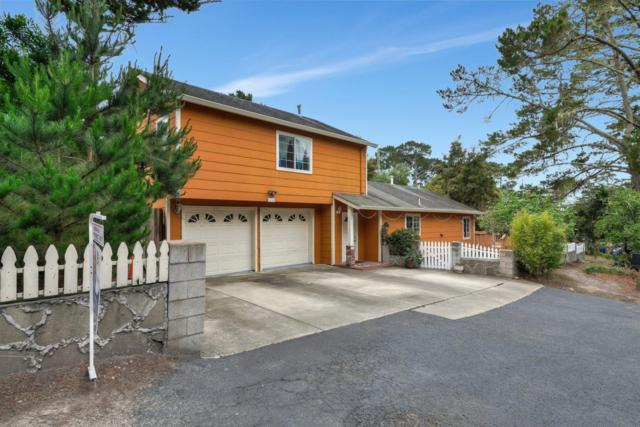 1239 Presidio Blvd, Pacific Grove, CA 93950 (#ML81758715) :: The Goss Real Estate Group, Keller Williams Bay Area Estates