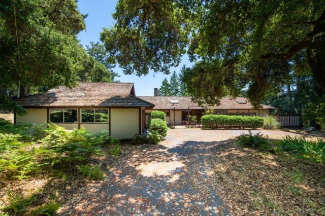95 Stadler Dr, Woodside, CA 94062 (#ML81758853) :: The Kulda Real Estate Group