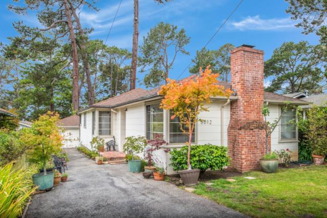 5012 Monterey St, Carmel, CA 93923 (#ML81758857) :: The Goss Real Estate Group, Keller Williams Bay Area Estates