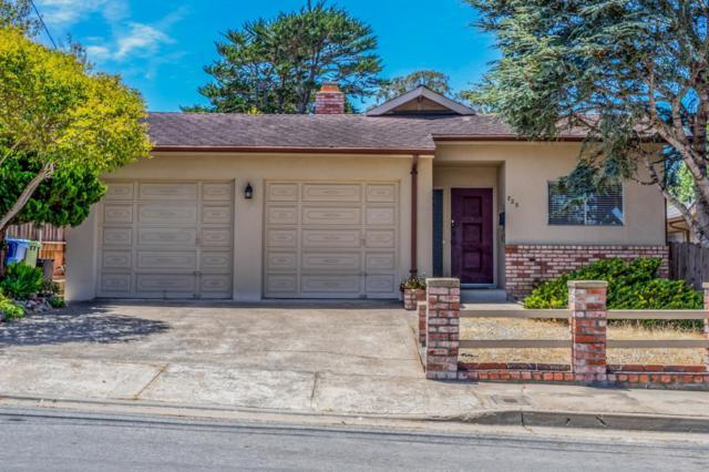725 Lobos St, Monterey, CA 93940 (#ML81758919) :: Strock Real Estate