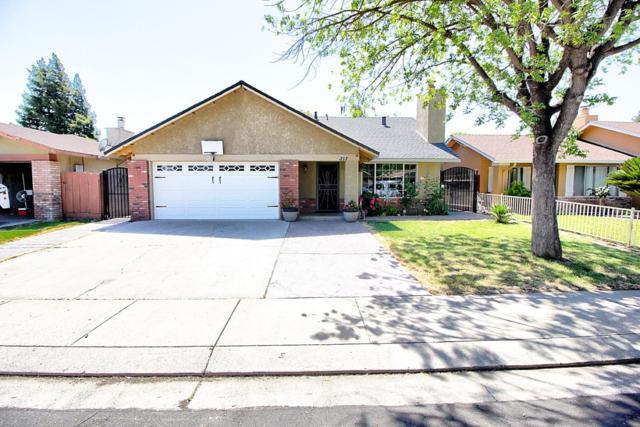 313 Boone Way, Modesto, CA 95351 (#ML81759189) :: The Goss Real Estate Group, Keller Williams Bay Area Estates