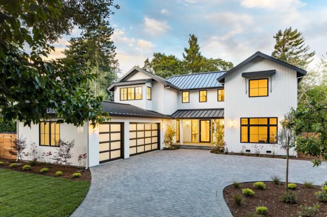 570 Berkeley Ave, Menlo Park, CA 94025 (#ML81759452) :: Strock Real Estate