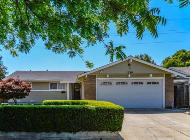 1330 Becket Dr, San Jose, CA 95121 (#ML81759485) :: Strock Real Estate
