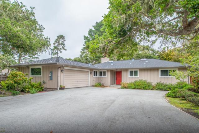 1091 Sawmill Gulch Rd, Pebble Beach, CA 93953 (#ML81759499) :: Intero Real Estate