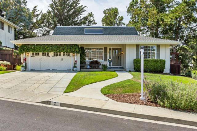2 Waterloo Ct, Belmont, CA 94002 (#ML81759927) :: The Gilmartin Group
