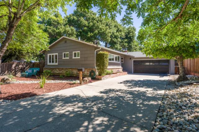 1007 Maywood Dr, Belmont, CA 94002 (#ML81759954) :: The Gilmartin Group