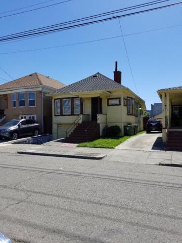 861 Aileen St, Oakland, CA 94608 (#ML81760088) :: Strock Real Estate