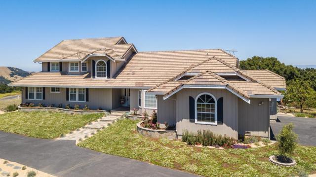 2735 Quinn Canyon Rd, San Juan Bautista, CA 95045 (#ML81760135) :: The Realty Society