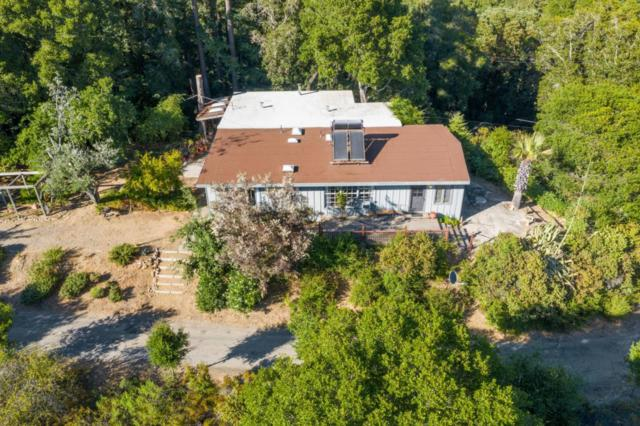 12231 Kingham Ranch Rd, Felton, CA 95018 (#ML81760181) :: The Goss Real Estate Group, Keller Williams Bay Area Estates