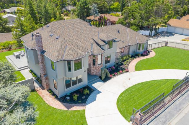 2665 Butternut Dr, Hillsborough, CA 94010 (#ML81760224) :: The Kulda Real Estate Group