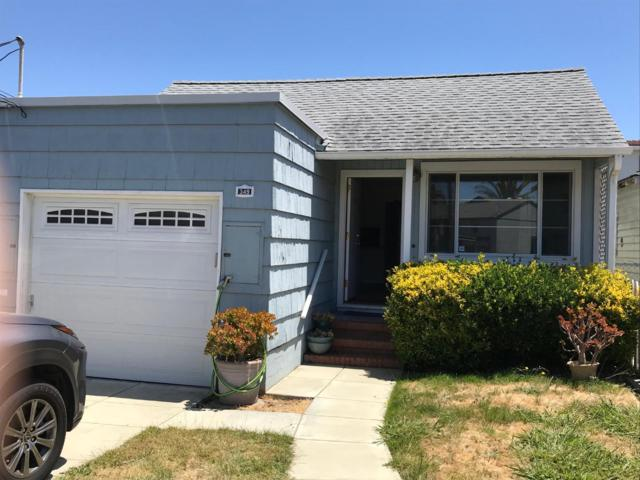 349 Chapman Ave, San Bruno, CA 94066 (#ML81760253) :: The Gilmartin Group