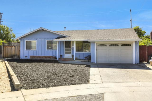 1474 Ginden Ct, Campbell, CA 95008 (#ML81760392) :: Intero Real Estate