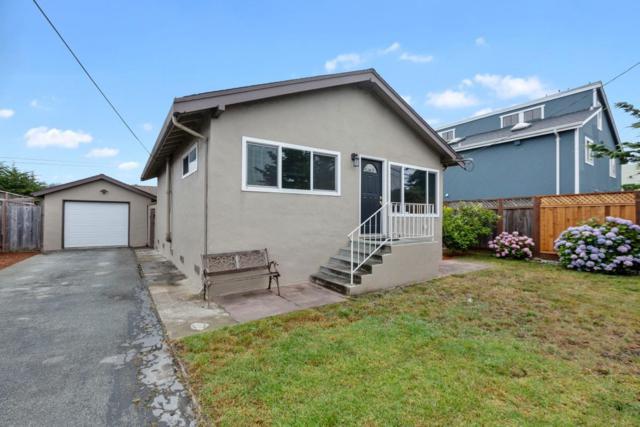 911 Cabrillo Hwy, Half Moon Bay, CA 94019 (#ML81760422) :: Strock Real Estate