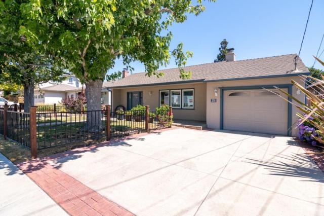 235 Pearl Ave, San Carlos, CA 94070 (#ML81760502) :: The Gilmartin Group