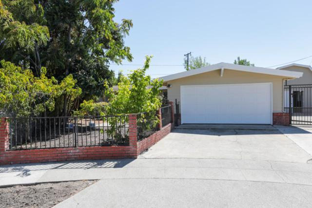 214 Twinlake Dr, Sunnyvale, CA 94089 (#ML81760533) :: The Warfel Gardin Group