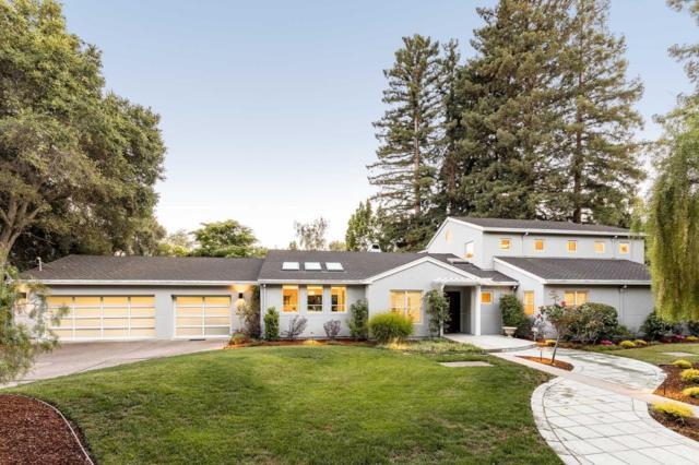 507 Entrada Way, Menlo Park, CA 94025 (#ML81760534) :: Strock Real Estate